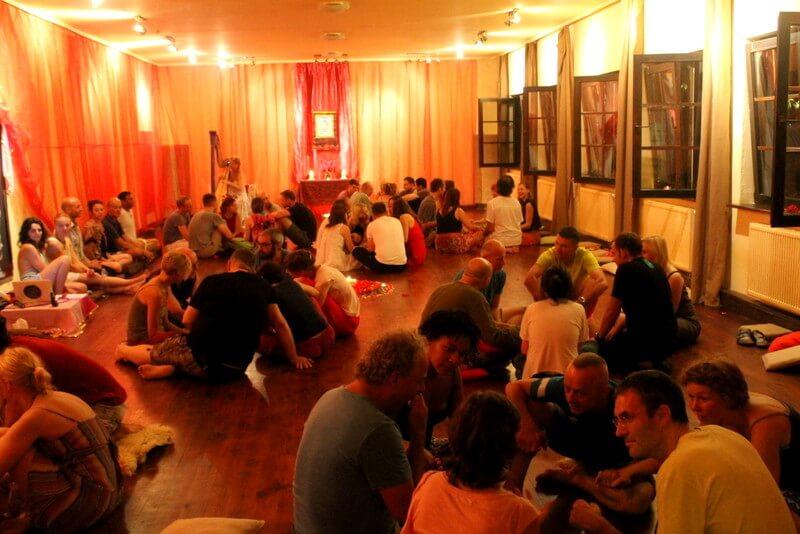 VII International Festival Of Tantra Consciousness, Presence and